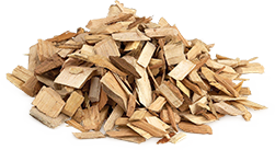 Cleaning system for recycled wood