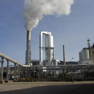 Impianto per la produzione di pannello MDF