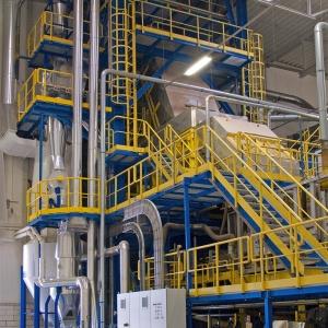 Sistema di pulizia per la fibra